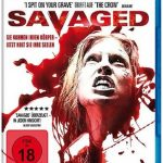 Film-Review Cover Savaged Blu-ray