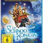 Film Review Die Schneekönigin Rezension Produkttest Cover Ascot Elite Blu-ray