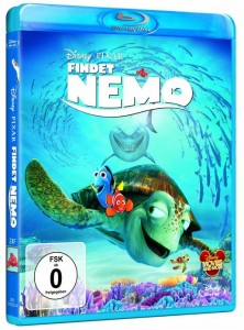 Findet Nemo Blu-ray Amazon Cover Rezension Produkttest Disney Pixar