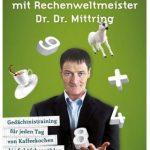 Fit im Kopf mit Rechenweltmeister Dr. Dr. Mittring Cover amazon