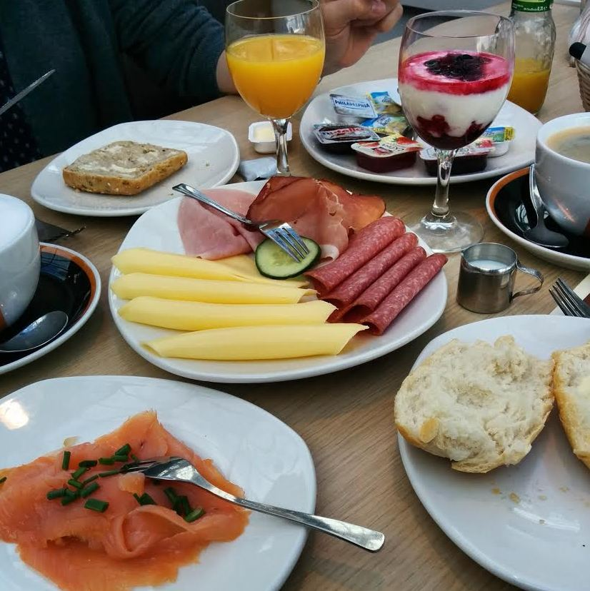 Frühstück Cafe Lenders Mönchengladbach Schelsen