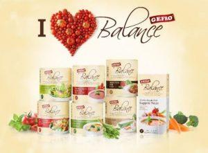 GEFRO Balance Logo