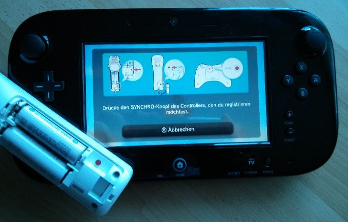 GamePad Wii U Test Nintendo Produkttest