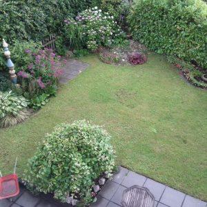 Garten Vogelperspektive Kleinenbroich