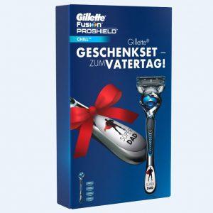 Gillette ProShield Chill Geschenkset Super Dad
