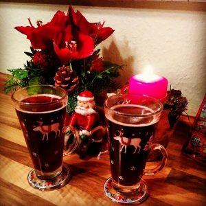 Glühwein Hutschenreuther Advent Weihnachten