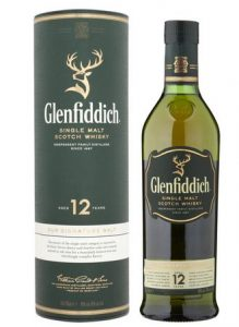 Glenfiddich 12 Jahre Single Malt Scotch Whisky