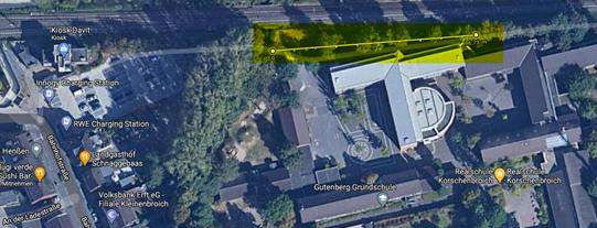 Google Maps Kleinenbroich Realschule