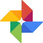 Google Photos Fotos Logo