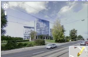 Google Street View Büro Düsseldorf
