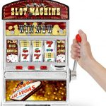 GreatGadgets 1890 Casino Slot Machine - Einarmiger Bandit Amazon