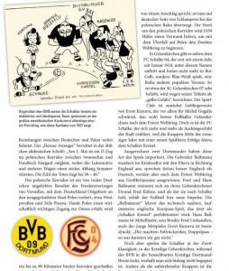 Gregor Schnittker Revier-Derby Schalke 04 - Borussia Dortmund Die Geschichte einer Rivalität Rezension Buchbesprechung Seitenansicht