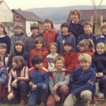 Grundschule Amelunxen 4. Klasse Klassenfoto