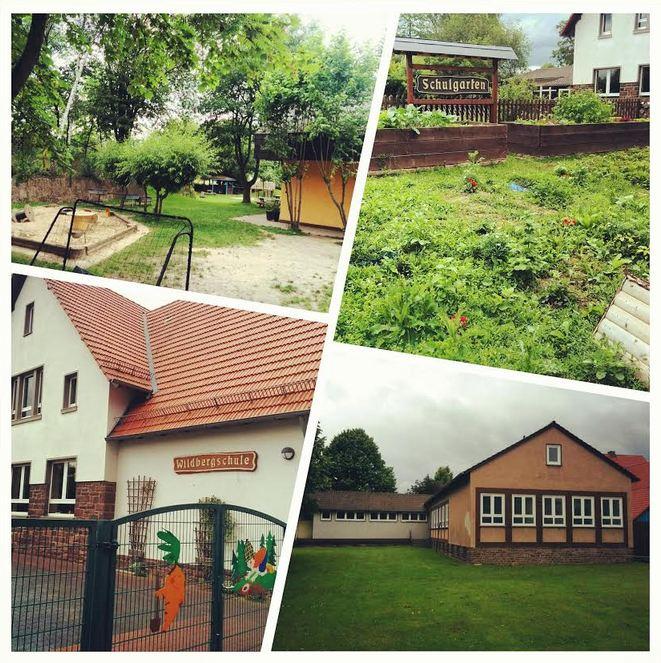 Grundschule Amelunxen Kindergarten Schulgarten