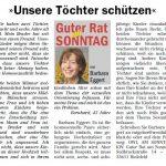 Guter Rat am Sonntag Barbara Eggert 17.05.2015