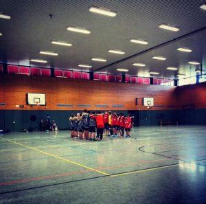 HG Kaarst-Büttgen HSG DJK TuS Wickrath Vorst Handball D-Jugend