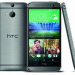 HTC One Smartphone 5 Zoll metallgrau