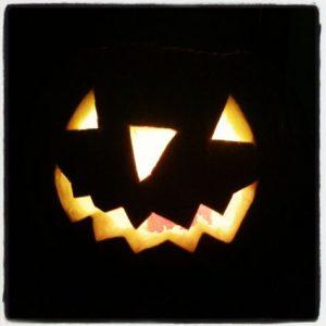 Halloween Pumpkin Kürbis Oktober 2012