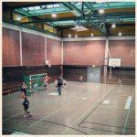 Handball E-Jugend HG Kaarst-Büttgen Math. Nat. Gymnasium Borussia Mönchengladbach