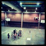 Handball E-Jugend HG Kaarst-Büttgen Math. Nat. Gymnasium Mönchengladbach
