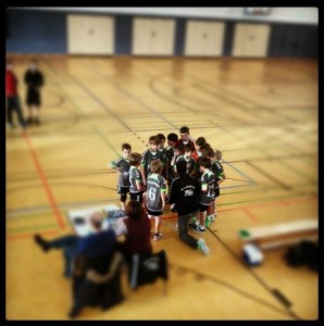 Handball E-Jugend HG Kaarst-Büttgen TV 1848 Mönchengladbach