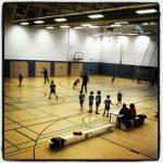 Handball HG Kaarst-Büttgen ATV Biesel Sporthalle Am Stadtpark E-Jugend