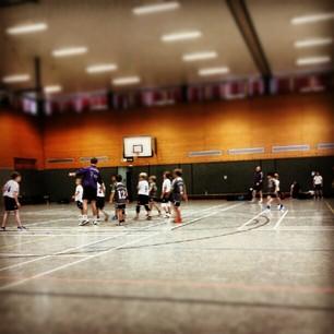Handball HG Kaarst-Büttgen E2 Saison 2012 2013 1. Spieltag