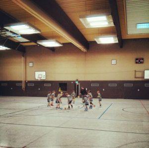 Handball HG Kaarst Büttgen Rheydter TV E2 Jugend