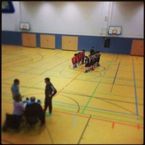 Handball HG Kaarst-Büttgen Stadtparkhalle E1 Jugend ATV Biesel