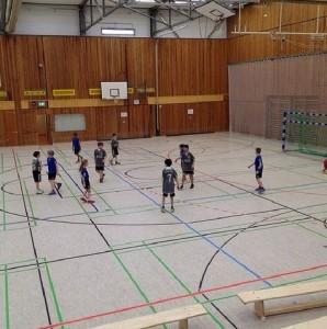 Handball HSG Rheydt Geistenbeck Mülfort Mönchengladbach E1 HG Kaarst Büttgen