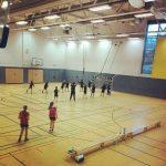 Handball Liam Saison 2013 2014 Kaarst Stadtparkhalle HG Kaarst Büttgen