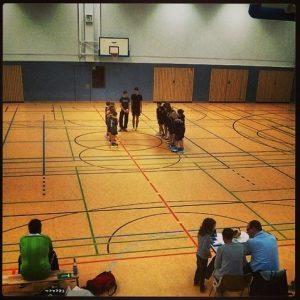 Handball Sporthalle Am Stadtpark HG Kaarst Büttgen HSV Wegberg