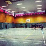Handball Sporthalle Vorst TuS Grevenbroich E1 HG Kaarst Büttgen
