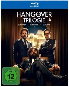 Hangover Trilogie [Blu-ray] Amazon Cover