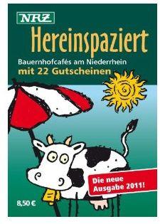 Hereinspaziert Bauernhofcafés am Niederrhein Gutschein