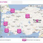 Hotels in der Türkei
