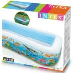 Intex Kinderpool Swim-Center Tropical Reef Family Pool