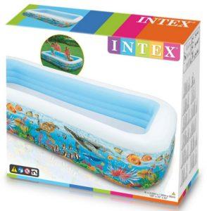 Intex Kinderpool Swim-Center Tropical Reef Family Pool