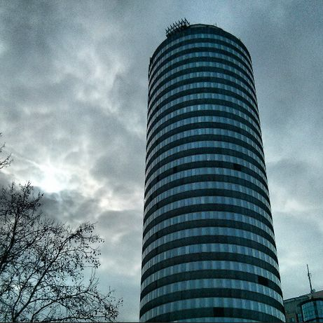 Jena Thüringen Intershop Tower