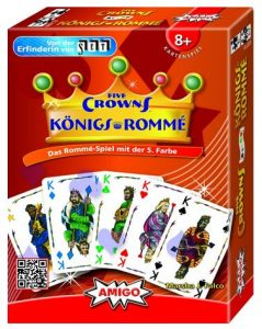 Königs-Rommé Five Crowns Amigo