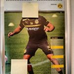 Kalender Borussia Dortmund BVB 2013 Mario Götze fail