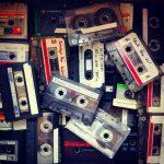 Kassetten Musik Musikkassetten MC