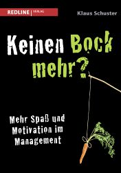 Klaus Schuster Cover Rezension Keinen Bock mehr Redline Verlag