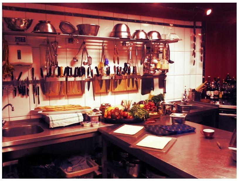 Kochschule Savina Düsseldorf Wersten Küche