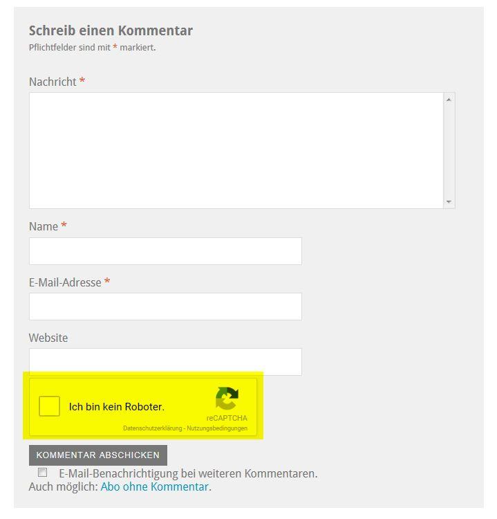 Kommentarfeld www.ostwestf4le.de NEU