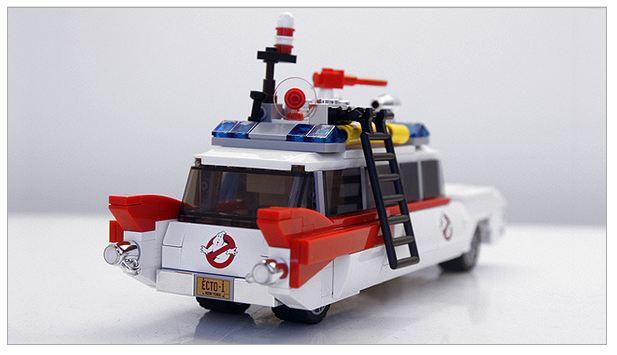 LEGO CUUSOO Ghostbusters 30th Anniversary Fahrzeug