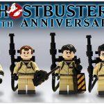 LEGO CUUSOO Ghostbusters 30th Anniversary Minifiguren