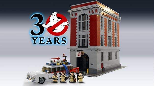 LEGO CUUSOO Ghostbusters 30th Anniversary