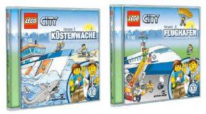 LEGO City 10 11 Flughafen Küstenwache Cover Rezension Produkttest