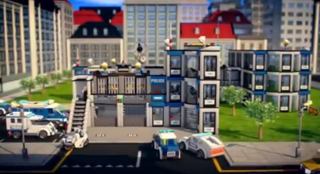 LEGO City - Money Tree YouTube Video